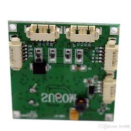Vente en gros OEM mini 4 PBC module de commutation PBC OEM module mini taille 4 ports commutateurs réseau Pcb carte mini commutateur Ethernet module 10 / 100Mbps OEM / ODM
