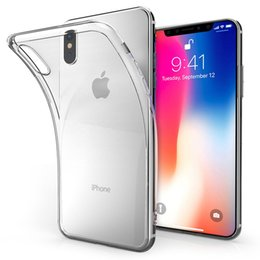 $enCountryForm.capitalKeyWord Australia - For Iphone X XS Max XR 8 plus 7Plus 6s Plus 0.3MM Crystal Gel Ultra-Thin transparent Soft TPU Phone Clear Cases