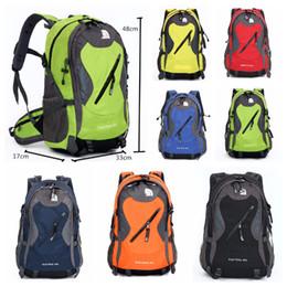 7 couleurs The North F Travel Sacs à dos Ados Sacs Casual Randonnée Camping Sacs à dos Imperméables Sacs de sport en plein air Multi-poches en Solde