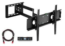 "$enCountryForm.capitalKeyWord NZ - Articulating TV Wall Mount Bracket for 26""-55""LCD LED Plasma 3D TV with VESA up to 400x400, Full Motion Tilt Swivel long arm"