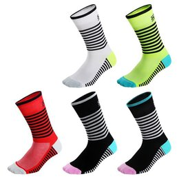 750c479e3807e 1 Pair Professional Cycling Socks Breathable Fashion Running Socks Gym  Training for Outdoor Sports