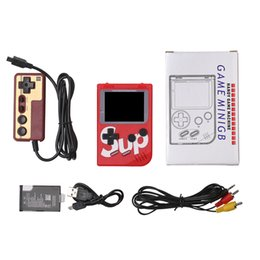 handheld pocket games 2018 - New 132 168 400 in One Retro Mini Handheld Game Player Classic Nostalgic Games Pocket Portable Color Video Game Console