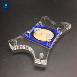 Water Block Copper NZ - Flying-Elephant CPU Water Block Coumputer Water Cooling Head For AMD AM2 AM2+ AM3 AM3+ FM1