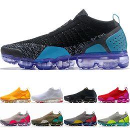 7e750129eed52 ... Designer VM Moc Plus Men Women Running Shoes Triple Black White Sprite  Red Wheat Yellow Trainer  Top quality 90 NIC QS World Cup 2018  International Flag ...