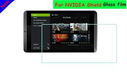 Wholesale 9H mm D Clear Tempered Glass Screen Protector For NVIDIA Shield Tablet Protective Film Screen Guard