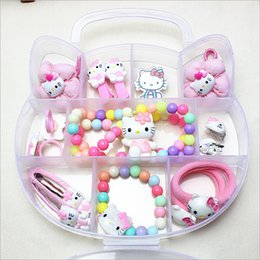 8a6a7e302 Hair clips Hello kitty online shopping - 1 gift set hello kitty accessories  for baby children