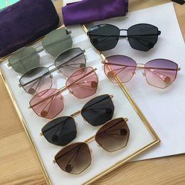 dea3771dc61 2018 Luxury Sunglasses For Women Polygon Glasses Frame UV Protection Super Fashion  Stylish Outdoor Eyeglasses Brand Designer Eyewear Female