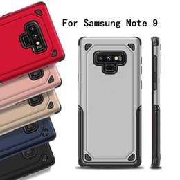 4aeccc843 For Samsung galaxy note 9 Phone Cases For samsung note 9 case Hybrid  Shockproof Amor TPU PC Case Dual Protection Phone Cover B