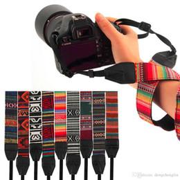 Camera Shoulder Strap Australia - Retro Vintage Trendy Style Good Quality Camera Shoulder Neck Strap For Nikon Single Shoulder Slings Strap Belts free shipping