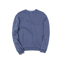 China Spring New Streetwear Pullover Hoodies Men  Vintage Casual Moletom Masculino Sweatshirts England Style Men Clothes 2018 cheap vintage style hoodies suppliers