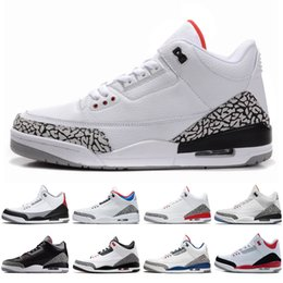 tennis shoes lining NZ - 2019 Basketball Shoes Black White Cement Free Throw Line JTH NRG Tinker Hartfield Seoul Korea Cyber Monday men Sports Trainers III Sneakers