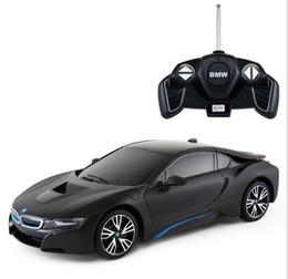 Electric Sports Cars NZ - Cool car model 1:18 BMW remote car, children's electric car sports car toys