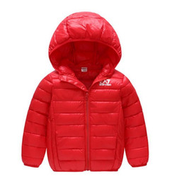 Chinese  AMN Baby children s coat best selling new boy s cotton dress girl s pure color hat and light cotton padded jacket -1618-1 manufacturers