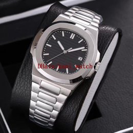 China Casual Business Quality Parrot Men's Watch 57111A Automatic Stainless Steel Watch 40mm Date Display Men's Watch suppliers