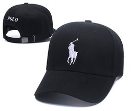 7fe07553b29 Baseball Cap Boxes UK - Hot selling Baseball Cap Box Logo Hat Snapback Polo  Hats Designer