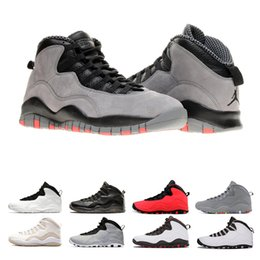 Steel art tableS online shopping - New arrivals Class of s Cement man basketball shoes I m Back cool Steel Chicago Powder Blue athletic sports outdoor sneaker scarpe