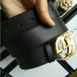 Best Leather Belts For Men NZ - 2018new Best Quality First Class real genuine Leather Mens designer For men leather belts for women strap Luxury Belts Alloy Buckle,with box