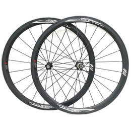 $enCountryForm.capitalKeyWord UK - 38mm Bicycle Wheels Tubular Front and Rear 700C Road Bike Wheelset UD Matt Novatec Hub Surface NGT Best Quality