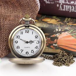 3b57a8937 Reloj de bolsillo de oro Cindy Retro Bronce Doctor Reloj de bolsillo de cuarzo  Moda El mejor regalo collar colgante Steampunk