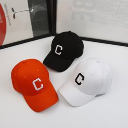 High Quality China Ball Australia - China Direct Selling Ball Cap Supplier High Quality Adjustable 2018 Spring New Youth Men Women Casual Embroidery C Letter Sport Baseball Cap
