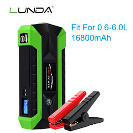 $enCountryForm.capitalKeyWord NZ - LUNDA 68000 mWh Car Jump Starter for Petrol Car Battery Charger Emergency 60C Discharge Auto Starting High Power Pack Bank