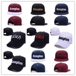 Compton hats online shopping - High Quality Newest N W A Caps Letter Men  Women Baseball Cap NWA 22b4050c32ae