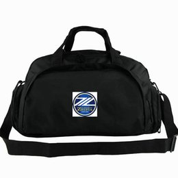 sport duffels Canada - Machida Zelvia duffel bag FC tote Zerubia football club backpack Soccer badge luggage Sport shoulder duffle Outdoor sling pack