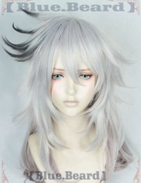 Anime wAve hAir online shopping - Fate Grand Order Saber Alter Siegfried hair wig Anime Cosplay Wigs