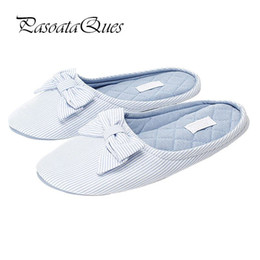 cute house shoes for women UK - New Cute Warm Women Winter Home Slippers House For Indoor Bedroom Flats Cotton Shoes Christmas Gift 2018 114