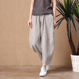 8cccc48a14 Plus Size Linen Pants For Women NZ | Buy New Plus Size Linen Pants ...