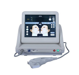Ultrasound Lift UK - High Intensity Focused Ultrasound HIFU machine with 5 cartridges for wrinkle removal and face lift
