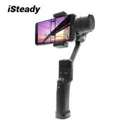 stabilizer smartphone 2019 - iSteady GC2 Three Axis Handheld Gimble Stabilizer Portable Universal Selfiestick for Smartphone Video Mobile Phone disco
