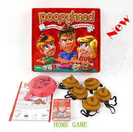 board cards NZ - Activities home outdoor leisure game Poopyhead Card Games The Game Where Number 2 Always Wins Family Party Fun Board Games Tricky Toys