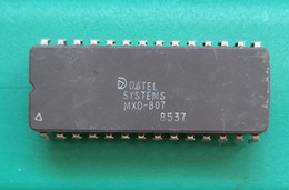Toy Camera Effect Australia - MXD-807 CDIP-28 Double-row DIP plug IC integrated circuit Good quality test Package on the machine