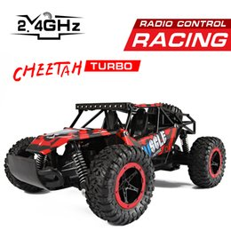 Rc Car Off Road Speed Canada - Electric Rc Cars 4ch Hummer Off -Road Vehicles 2 .4g High Speed Suv Car Damping Toy Car Remote Car Model Carros De Brinquedos !!!