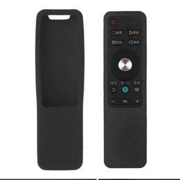 Silicone coverS for remote controlS online shopping - Silicone Case Sleeve Protective Skin Cover For Hisense Smart TV Remote Control