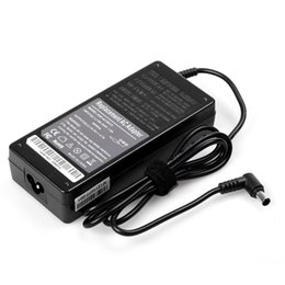 sony vaio laptops NZ - Wholesale Replacement Laptop AC Adapters Compatible for Sony VAIO VPCY210FL 90W 19.5V4.7A with Power Cord (EU, UK, US, AU)