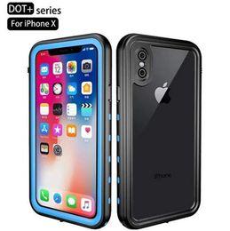 $enCountryForm.capitalKeyWord NZ - Redpepper Waterproof For iPhoneX 8 8Plus 7 7Plus 6S 5S 5C IP68 Waterproof Red Pepper Shockproof 8Colors