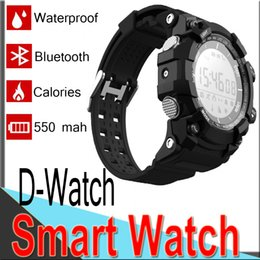 $enCountryForm.capitalKeyWord Canada - D-Watch Waterproof Smart Watches Sports Health Support Altitude Barometric pressure Temperature Monitoring Bluetooth Band Wristwatch XD6
