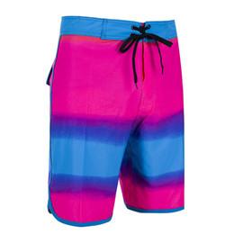 Chinese  Summer Fashion Mens Board Shorts Bermuda Masculina Quick Dry Surf Boardshorts Beach Short Men Swimwear Elastic manufacturers