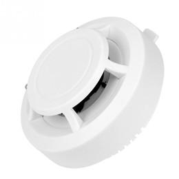 Venta al por mayor de Sensor de Humo de Fuego Alarma Protección contra Incendios Detector de Humo Sensor Fotoeléctrico Sistema de Alarma de Seguridad en el Hogar