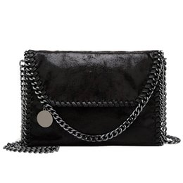 designer body chain silver 2019 - NIBESSER Fashion Womens Design Chain Detail Cross Body Bag Ladies Shoulder Bag Clutch Bolsa Luxury Designer Evening Bags