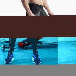 men compression running tights pants Canada - Compression Men running pants basketball Tights Yoga dance leggings trousers Soccer Football Fitness Gym Sports bottoms clothes