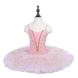 Adulte Rose Peach Nutcrack Ballet Tutus Platter Tutu Filles Pour La Concurrence, Aqua Rose Fée Classique Ballet Tutu Robes De Ballet Pour Enfant