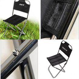 $enCountryForm.capitalKeyWord NZ - Mountain Climbing Outdoor Folding Chair Aero Aluminum Back Chairs Fishing Train Stool Sturdy Dinner Seat For Fishing 26gt dZ