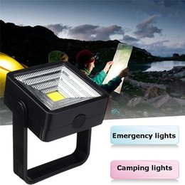 Wholesale 15W Portable Solar Powered LED Rechargeable Bulb Light Outdoor Camping Yard Lamp Sport Bike Bicycle Cycling Accessories Oct