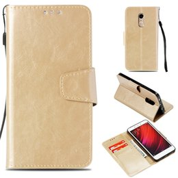 Case leather for xiaomi redmi note online shopping - Retro Flip Case For Xiaomi Redmi Note Cover Wallet Cases Holster Imitation Skin PU Leather Bags Coque For Xiaomi Redmi Note X