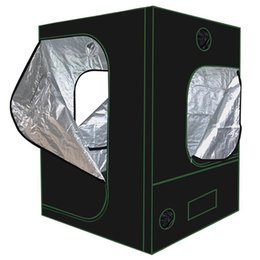TenT waTerproofing online shopping - Reflective Mylar Grow Tent Green plant room with Obeservation Window and Floor Tray for Indoor Flowers Plant Growing Waterproof
