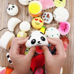Sweet-Tempered Mini Squishy Cat Seal Rabbit Cute Phone Straps Slow Rising Soft Press Squeeze Kawaii Animal Bread Cake Toy Squishi Diy Accessory Mobile Phone Accessories Cellphones & Telecommunications
