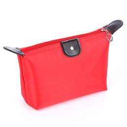 Cheap makeup pouChes online shopping - Top Cheap Makeup Bags Large Capacity Cosmetics Pouchs For Travel Ladies Pouch Women Cosmetic Bag Waterproof Storage Bag Cosmetic Case